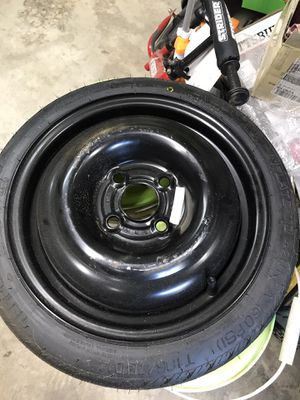2015 Chevy Spark brand new never installed spare tire for Sale in Corona, CA