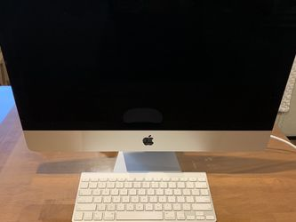 iMac (21.5-inch, Late 2013)2 .7 GHz Core i5 1TB HDD for Sale in Whittier,  CA