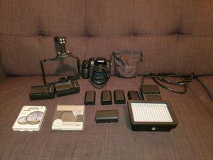 Panasonic gh4 camera bundle 4k for Sale in Nashville, TN