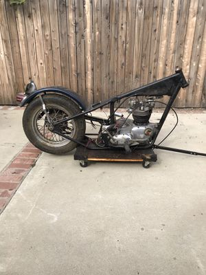 Triumph t120 chopper project for Sale in Claremont, CA