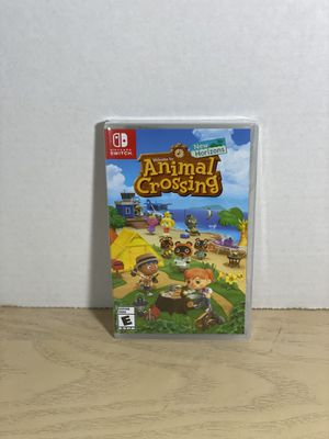 Animal Crossing New Horizons Nintendo Switch Game for Sale in Concord, CA