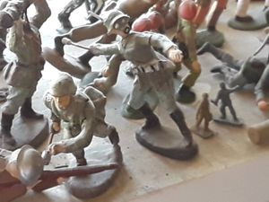 Vintage antique toy soldier collection 300 pieces plus extras for Sale in Los Angeles, CA