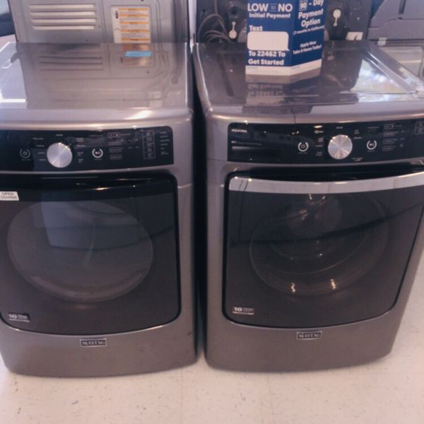 🔥🔥Maytag washer and electric dryer in excellent condition 90 days warranty 🔥🔥