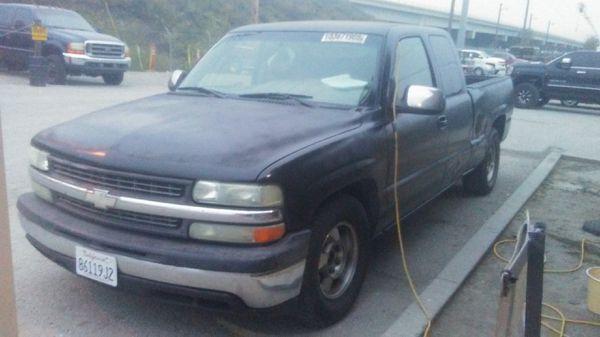 Chevrolet Silverado Accesse Cab