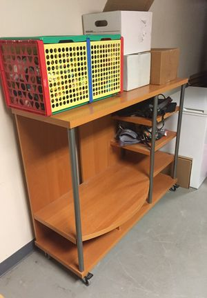 Entertainment unit shelving for Sale in Pittsburgh, PA
