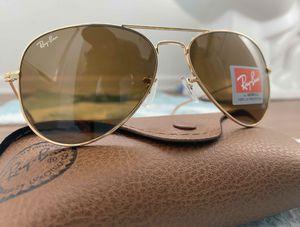 Brand New Authentic RayBan Aviator Sunglasses for Sale in Aliso Viejo, CA