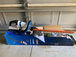 "Hart 24"" hedge trimmer kit for Sale in Dearborn Heights, MI"