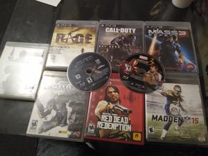 PS3 Games for Sale in Rochester, NY