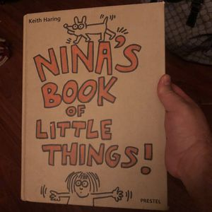Keith Haring Book Nina's Book of Little Thing's for Sale in San Antonio, TX
