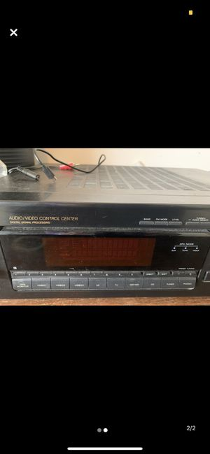 Receiver stereo for Sale in Pickerington, OH