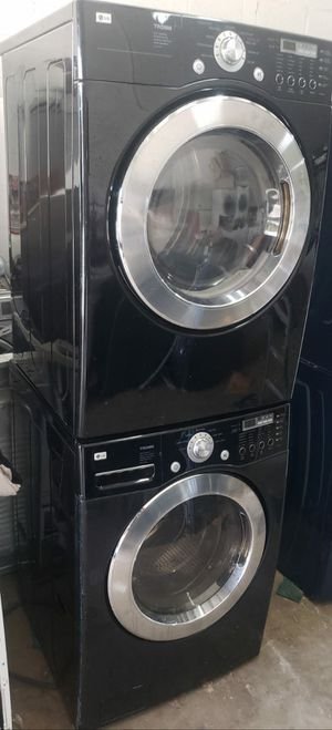 LG Tromm Duet Washer & Dryer Set for Sale in Miami, FL