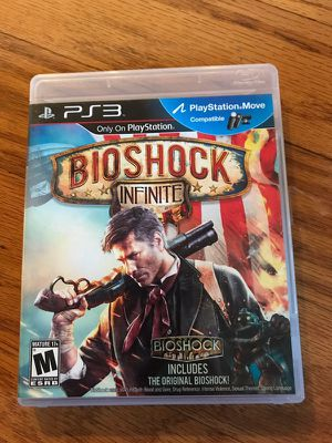 Bioshock Infinite for PS3 for Sale in San Diego, CA