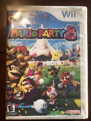 Mario Party 8 for Nintendo Wii for Sale in San Diego, CA