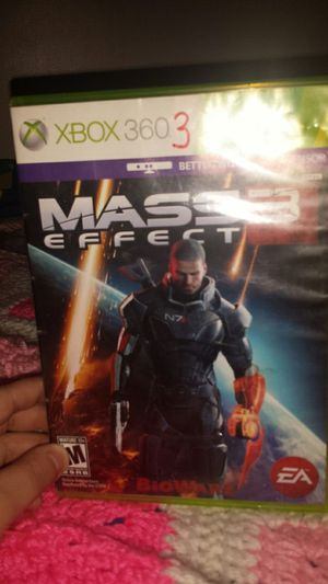 Mass effect 3 for Sale in Fitzgerald, GA