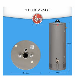 75 gallons water heater gas for Sale in Chandler, AZ
