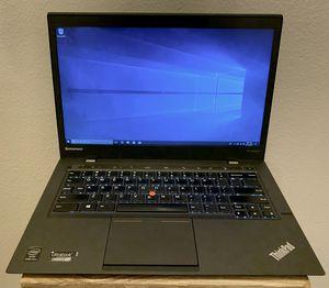 Lenovo ThinkPad laptop PC 2nd Gen X1 Carbon Intel i7-4600U 256GB SSD 8GB RAM W10 for Sale in Bellevue, WA