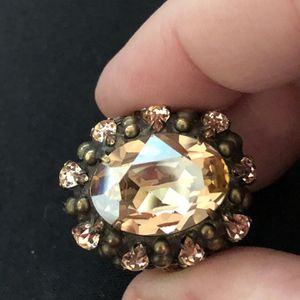 Oval Canary Sorrelli Ring for Sale in Germantown, MD