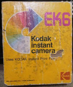 Kodak Instant Camera EK6 for Sale in Cleveland, OH