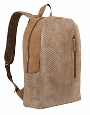 "NEW - Volkano Tan Backpack with 15.6"" laptop compartment for Sale in Centreville, VA"