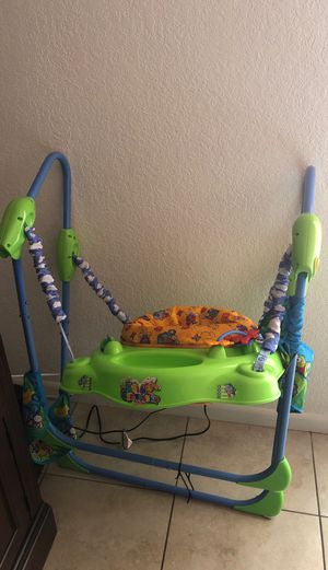Baby gymtastics fisherprice jumperoo for Sale in Palm Springs, FL