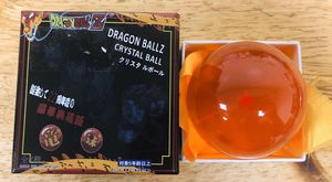 Large Dragon Ball Z Crystal Ball - 76mm - 1 Star - Brand New In the Box for Sale in Temple City, CA