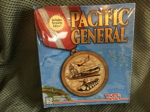 Pacific General Computer Game SSI windows 95 New for Sale in Vancouver, WA