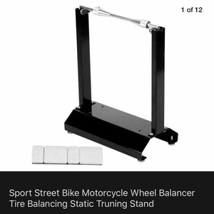 Motorcycle Wheel Balancer for Sale in Hollywood, FL
