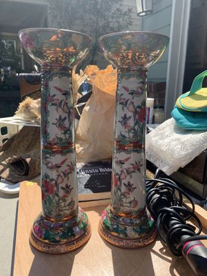 Ornate candle holders for Sale in Clackamas, OR
