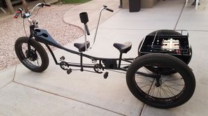 Custom motorized tandem for Sale in El Mirage, AZ