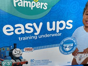 Pampers training pull-ups for Sale in Arlington Heights, IL