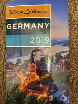 Rick Steves Germany 2019 Travel Book for Sale in San Diego,  CA