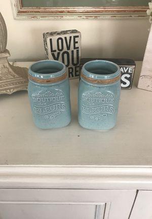 Decorative mason jars for Sale in Fullerton, CA