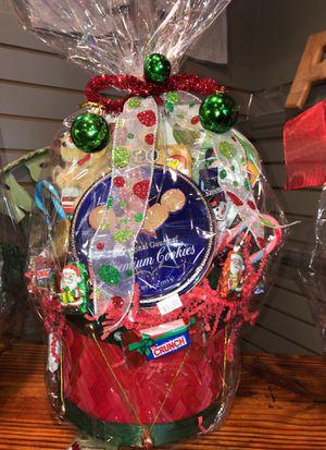 Xmas baskets $ 16.00 for Sale in Wenatchee, WA