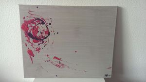 Painting (fine art) abstract expressionism for Sale in Englewood, CO