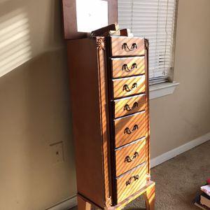 Antique Jewelry Box for Sale in Marietta, GA