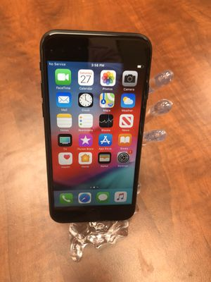 Apple iPhone 7 128GB unlocked works Worldwide for any Carriers for Sale in Fremont, CA