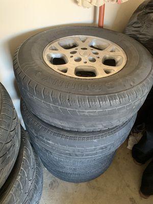 1999 Jeep Grand Cherokee wheels for Sale in Bakersfield, CA