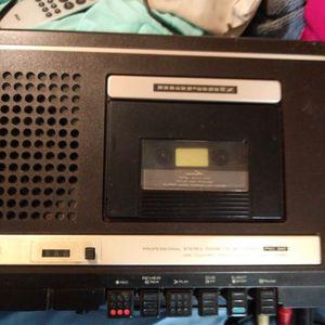 Marantz Professional Stereo Cassette Recorder PMD340 for Sale in Mesa, AZ