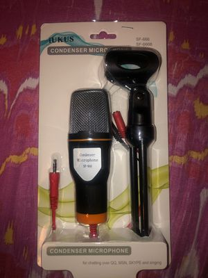 Condenser Microphone for Sale in Philadelphia, PA