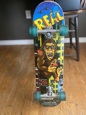 Skateboard - Justin Brock for Sale in Amarillo, TX