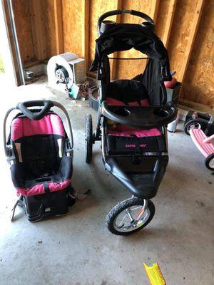 Baby trend expedition stroller set for Sale in Goddard, KS