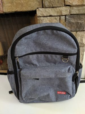Skip and hop diaper bag backpack for Sale in Buford, GA