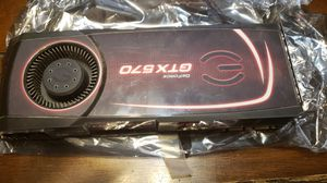 EVGA Geforce GTX570 for Sale in Newhall, CA