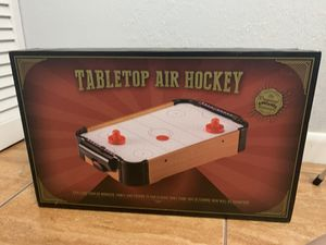 Toy air hockey table for Sale in Hialeah, FL
