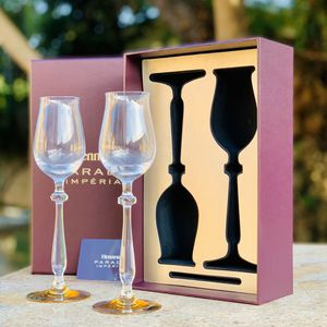 Hennessy Paradis Imperial Collectable Crystal Glasses - $550 Value for Sale in Glendale, CA