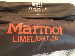 Marmot Limelight 2P Backpacking tent for Sale in Nashville, TN