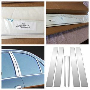 **NEW** Acura TL chrome pillars for Sale in Chicago, IL