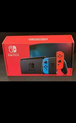 Nintendo Switch Brand NEW for Sale in Miami, FL
