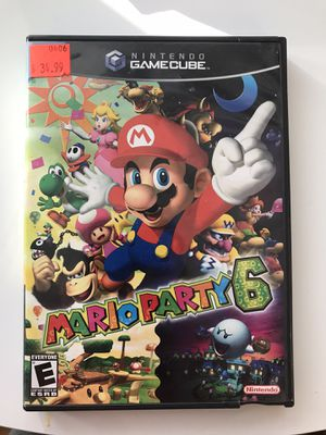 Mario Party 6 (GameCube) for Sale in Thompson's Station, TN