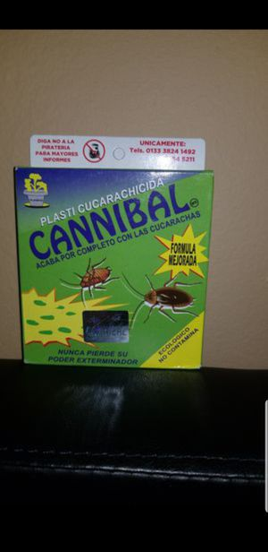 Cannibal(MATA CUCARACHAS) for Sale in Los Angeles, CA